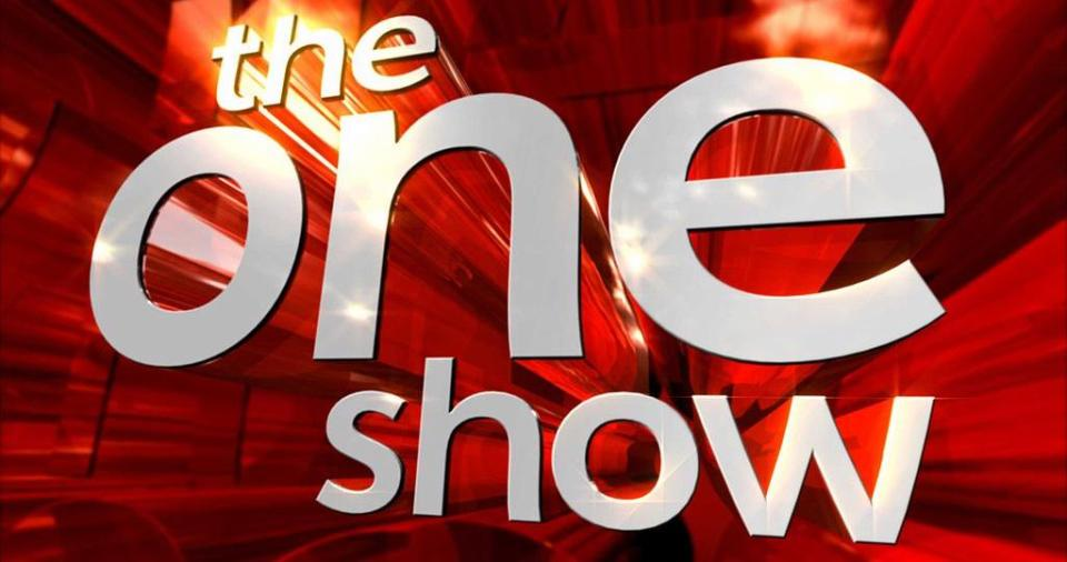 We're on the BBC One Show!