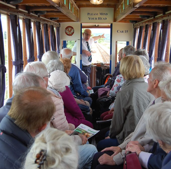 A trip to Seaton Wetlands – Thank you Age UK Devon